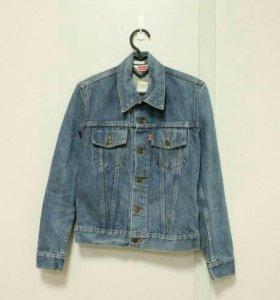 Джинсовая куртка LEVIS vintage