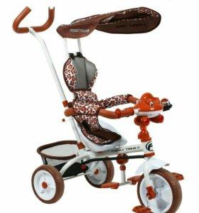 Велосипед-коляска от 1до4