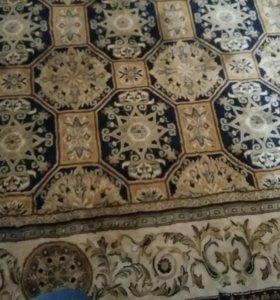 Стирка ковров и одеял