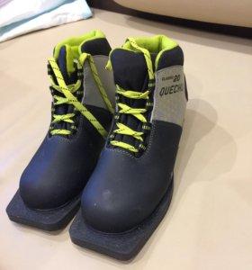 Ботинки для лыж новые 36 р