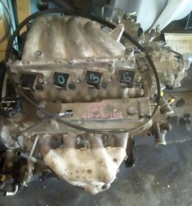 Двигатель  Mitsubishi 4G64