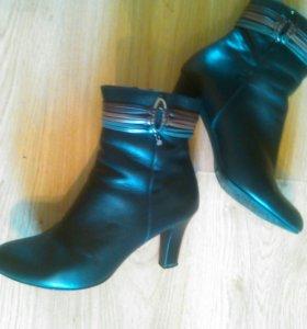 Ботинки  женские.размер 39-40