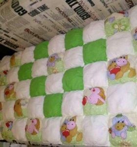 Одеяло зефирное