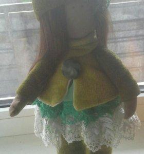 Кукла Танюшка