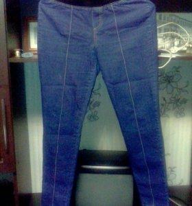 джинсы размер 44:46