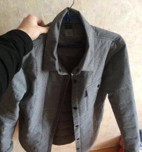 Жилетка. Куртка.