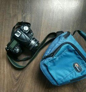 Nikon d90 и объектив 50mm