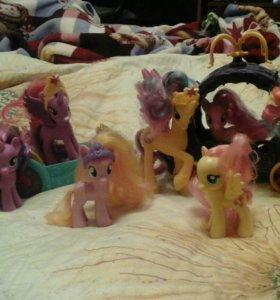 Редкие пони. My Little Pony.