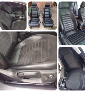 Салон, сиденье, VW