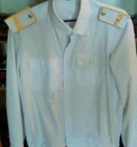 Рубашки для студента ТТЖТ