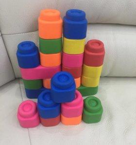 Конструктор-Кубики Clementoni (б/у)