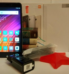 Xiaomi redmi note 4 3/32gb Grey