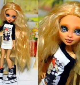 Куклы ооак монстр хай N1