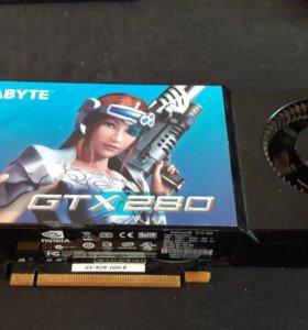 Видеокарта GTX 280 / 1GB