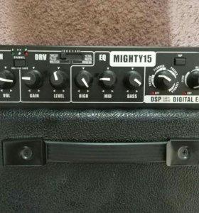 Гитарный усилитель NUX Mighty 15