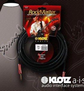 кабель Klotz RockMaster signature Matthias Jabs