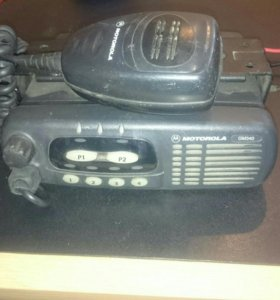 Радиостанция GM-340
