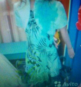 Продам нарядное платье р-34