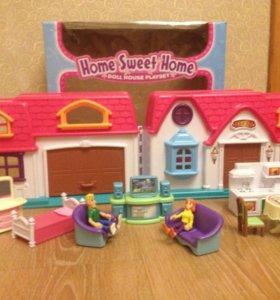 Домик Home Sweet Home
