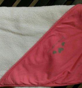 Уголок/полотенце для купания малыша