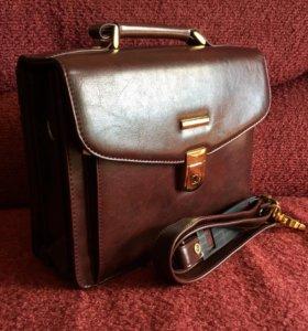 Мужская сумка Valentino Coupeau Paris