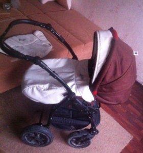Детская коляска, б/у
