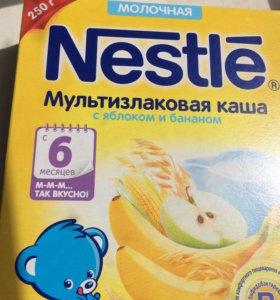 Молочная каша Nestle