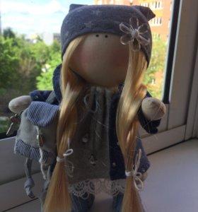 Кукла тильда☘️