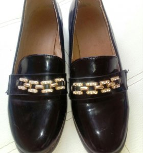Лакированые туфли