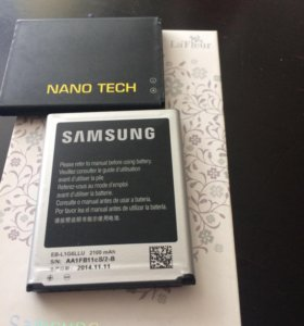 Аккумулятор на Samsung S3 две штуки