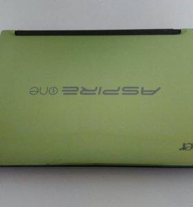 Крутейший нетбук Acer Aspire one с гарантией