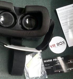 VR BOX(ВИРТУАЛЬНЫЕ ОЧКИ)
