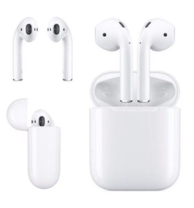 Bluetooth гарнитура Apple AirPods (оригинал)