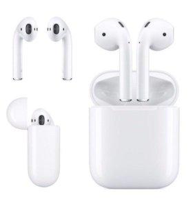 Bluetooth гарнитура Apple AirPods (оригинал)