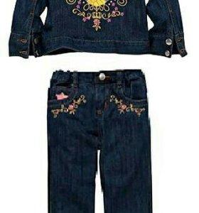 Костюм джинсовый Disney