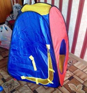 Палатка детская с шариками