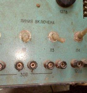 Советский усилитель звука