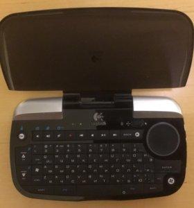Bluetooth клавиатура Logitech diNovo Mini