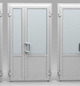 Алюминивые двери