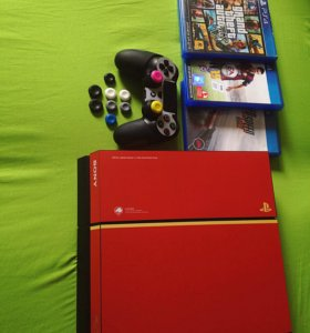 Sony PlayStation 4 (500 gb)