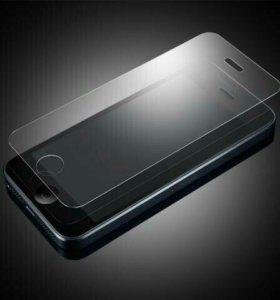 Защитное стекло iPhone 4/4s/5/5s/6/6s/7
