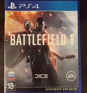 Battlefield 1 на PS4