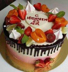 Вкусный и нежнейший торт