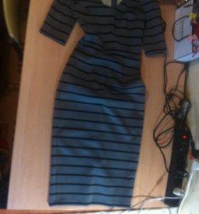 Платье 40/42/44 разм