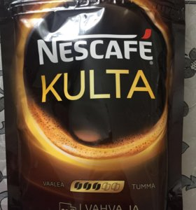 Растворимый кофе Neskafe Kulta,180 гр