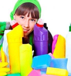 Генеральная уборка домов с парогенератором