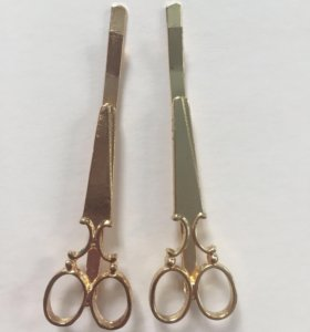 Невидимки-ножницы для волос