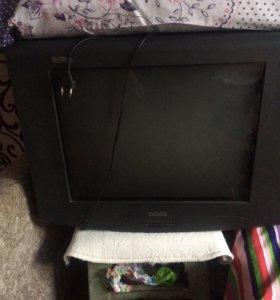Цветной телевизор POLAR
