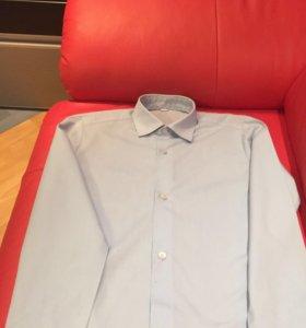 Рубашка для мальчика школьная