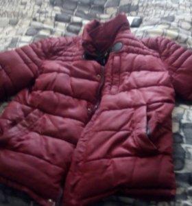 Куртка ( пуховик )
